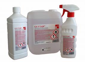 Guttar - dezinfekce ploch a předmětů