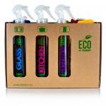ECO BOX - kompletní box ECO přípravků v jednom balení vč. utěrek