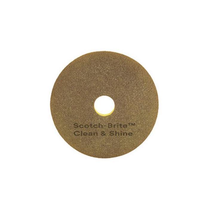 3M Scotch-Brite™ Clean & Shine Pad - oboustranný pad, čištění a leštění v jednom
