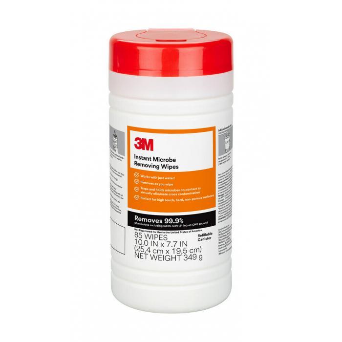 3M™ Utěrky pro okamžité odstraňování mikrobů