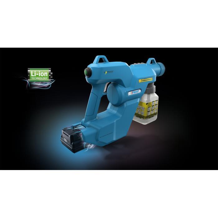 Mycí stroj GXL + dezinfekční pistole E-SPREY - zvýhodněná cena 77 777Kč + DPH